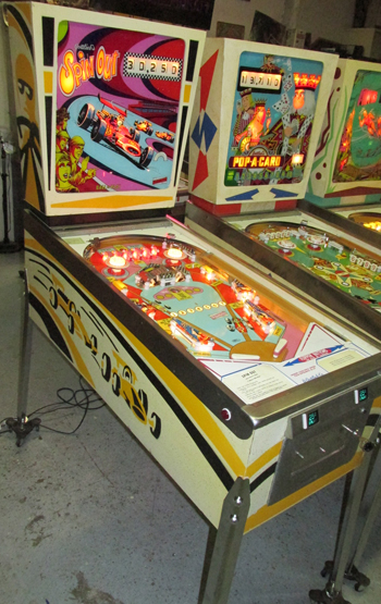 Indy Car For Sale >> Welcome to PinRescue.com - Pinball machines for sale ...