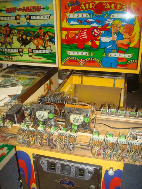 steelers pinball machine