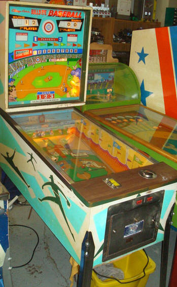 rbi baseball arcade machine for sale