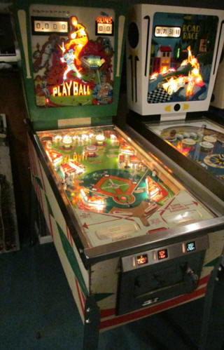 Baseball Bats For Sale >> Welcome to PinRescue.com - Pinball machines for sale ...