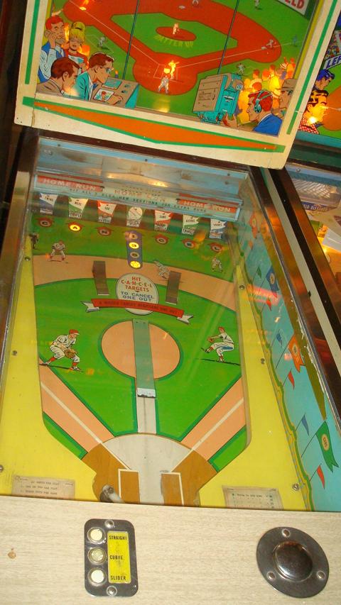 baseball pinball machine for sale