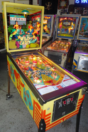 Deuces wild video poker machine for sale