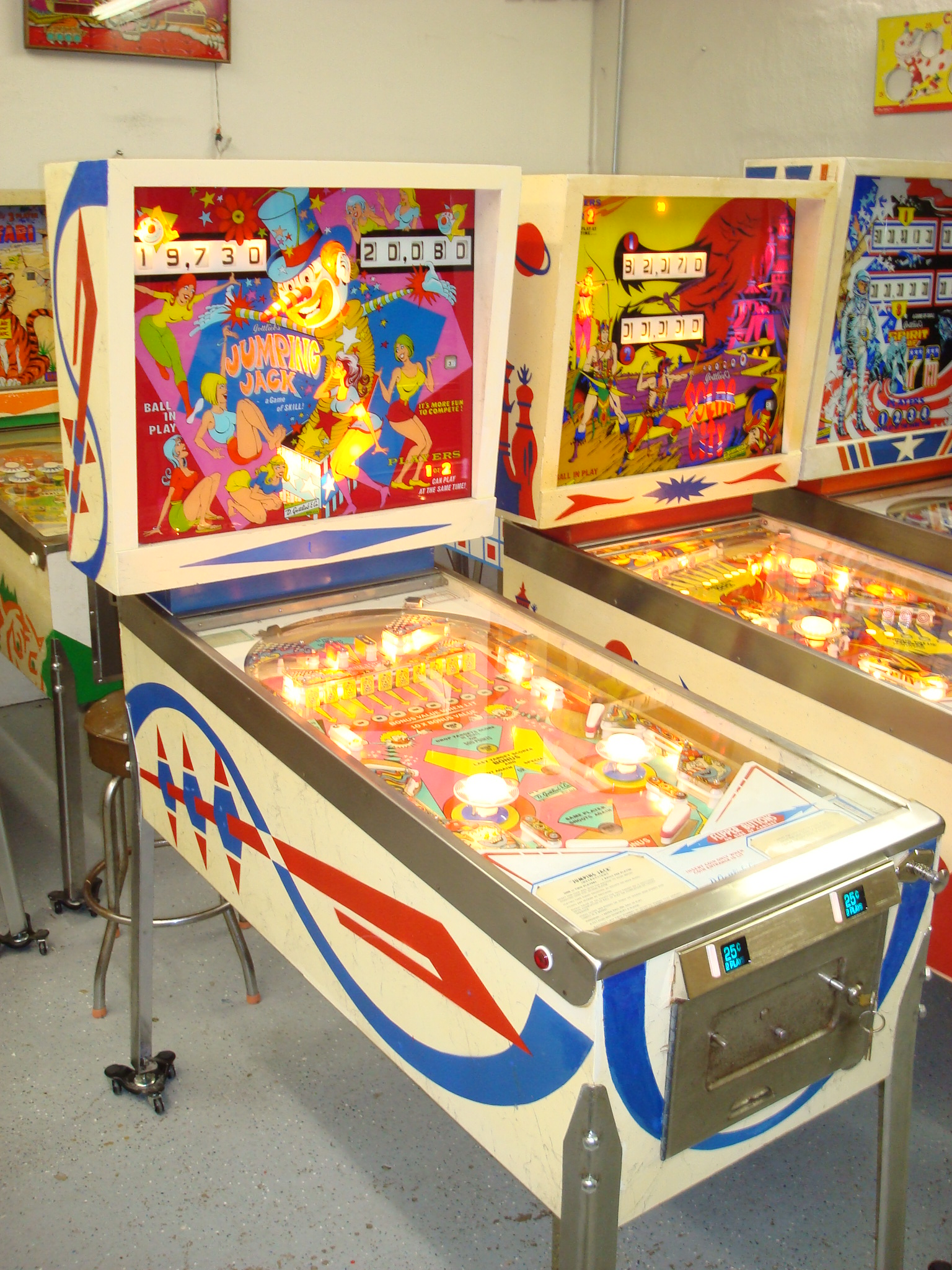 looking for vintage pinball machines for sale classic